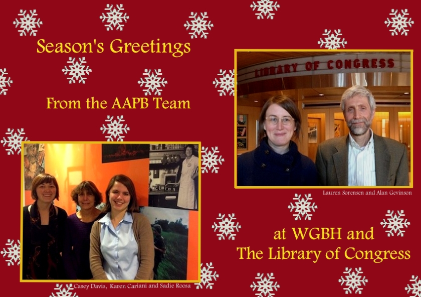 AAPB Holiday Card