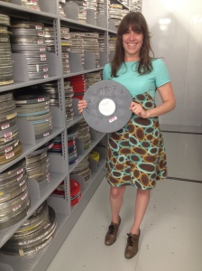 Exploring the WGBH Vault!