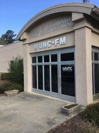 WUNC-FM